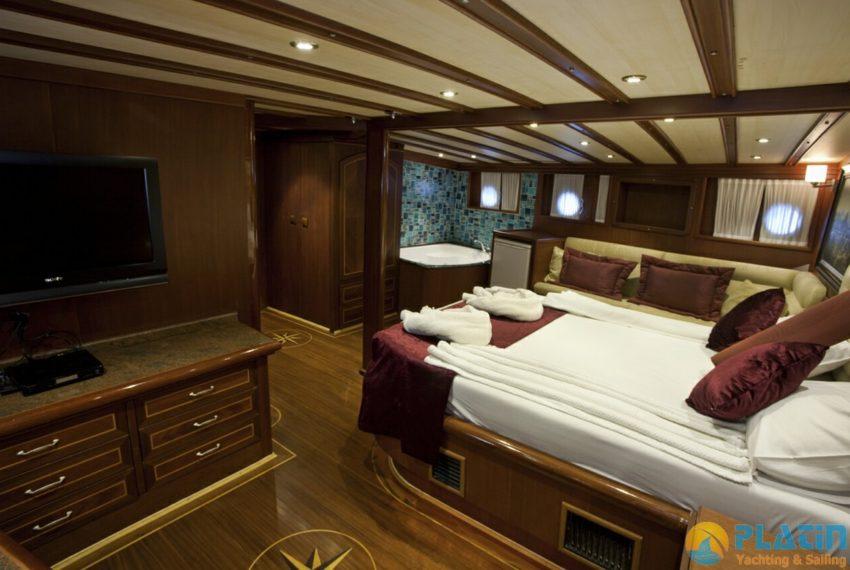 Berrak Su Gulet Yacht 17