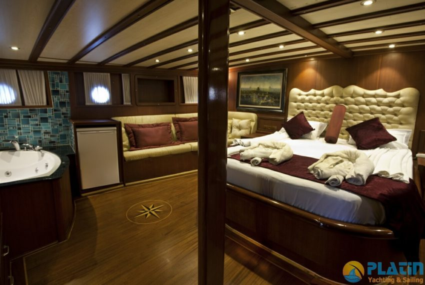 Berrak Su Gulet Yacht 20