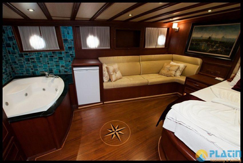 Berrak Su Gulet Yacht 22