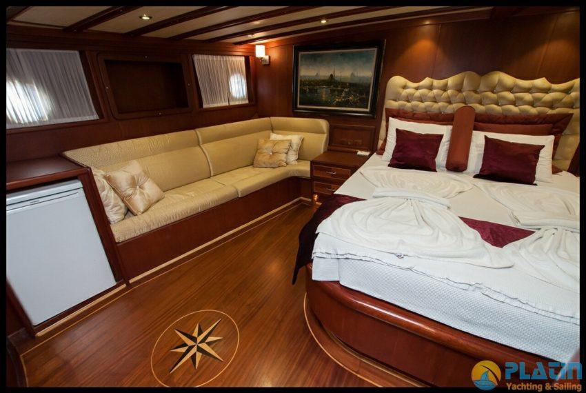 Berrak Su Gulet Yacht 23