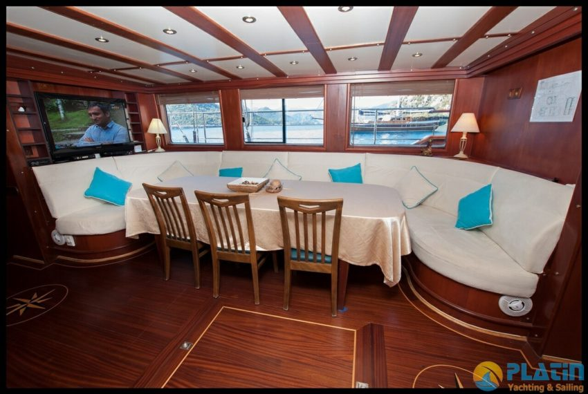 Berrak Su Gulet Yacht 24