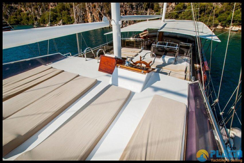 Berrak Su Gulet Yacht 25