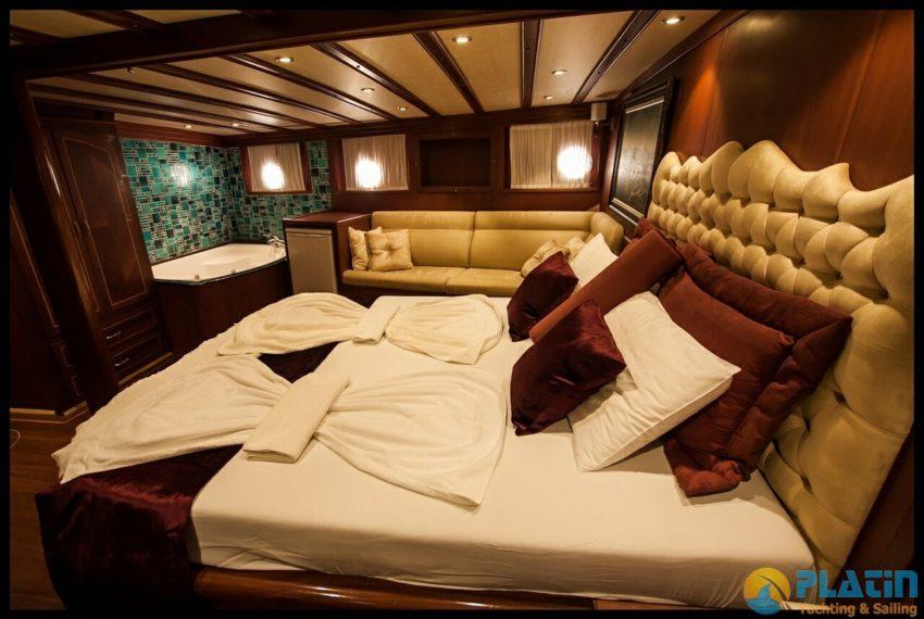 Berrak Su Gulet Yacht 27