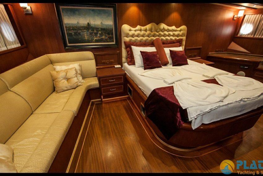 Berrak Su Gulet Yacht 28