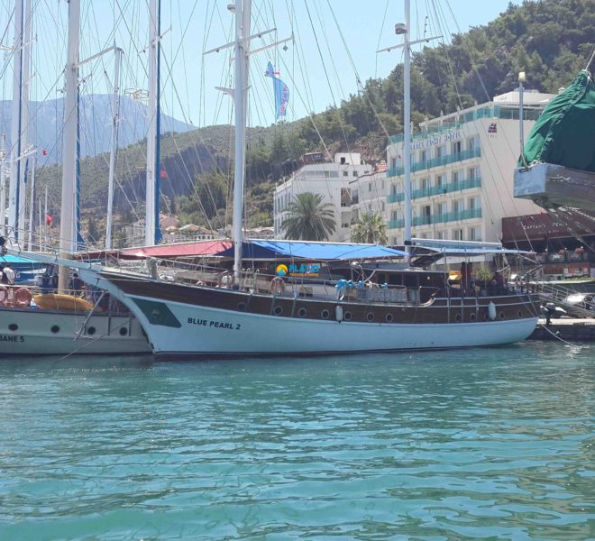 Blue Pearl 2 Gulet Yacht