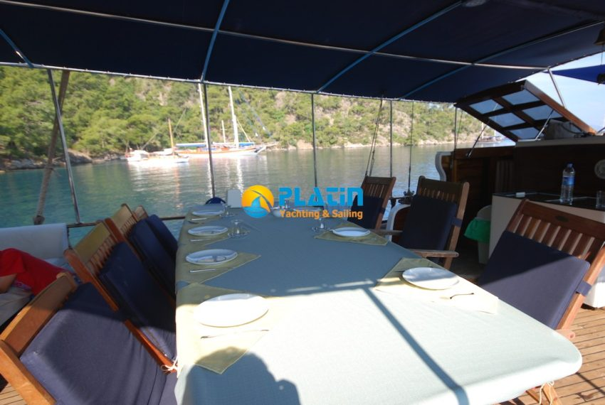 Blue Pearl 2 Gulet Yacht 13