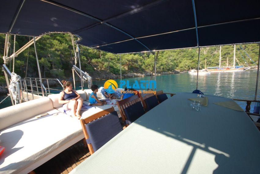 Blue Pearl 2 Gulet Yacht 14