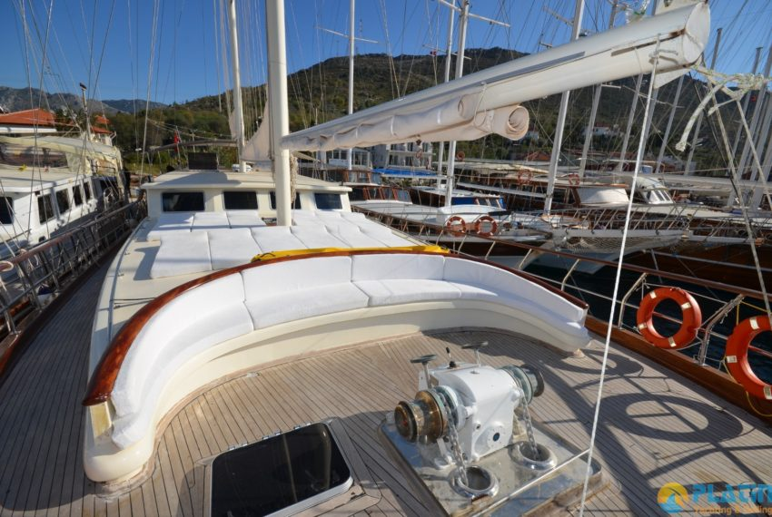 Cagan Gulet Yacht 16
