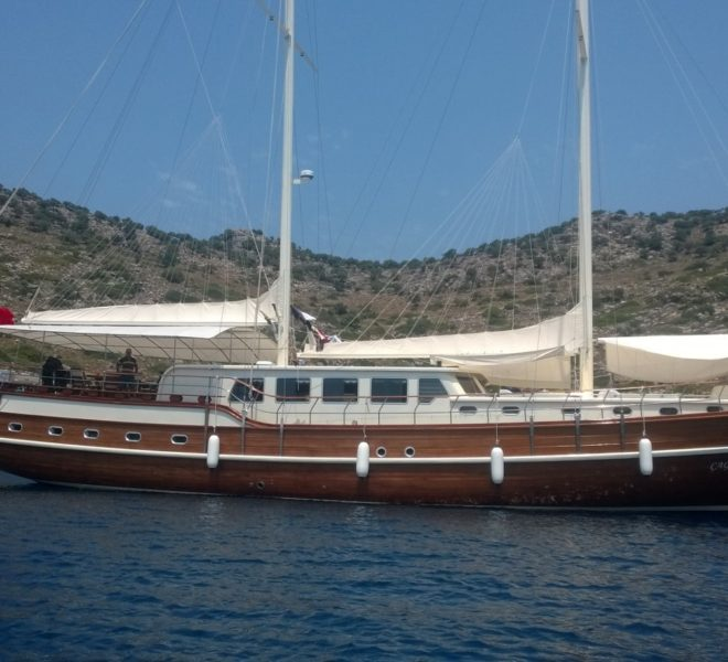 Cagan Gulet Yacht