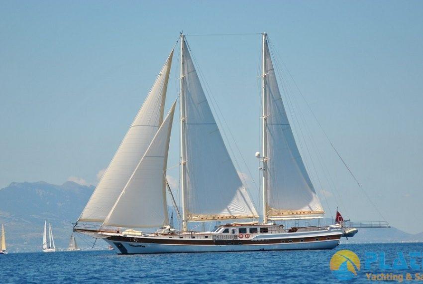 Caner 4 Gulet Yacht 01