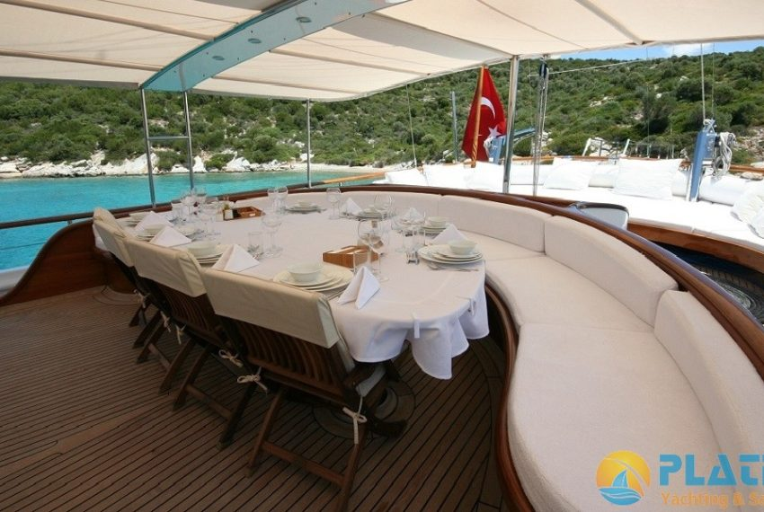 Caner 4 Gulet Yacht 03