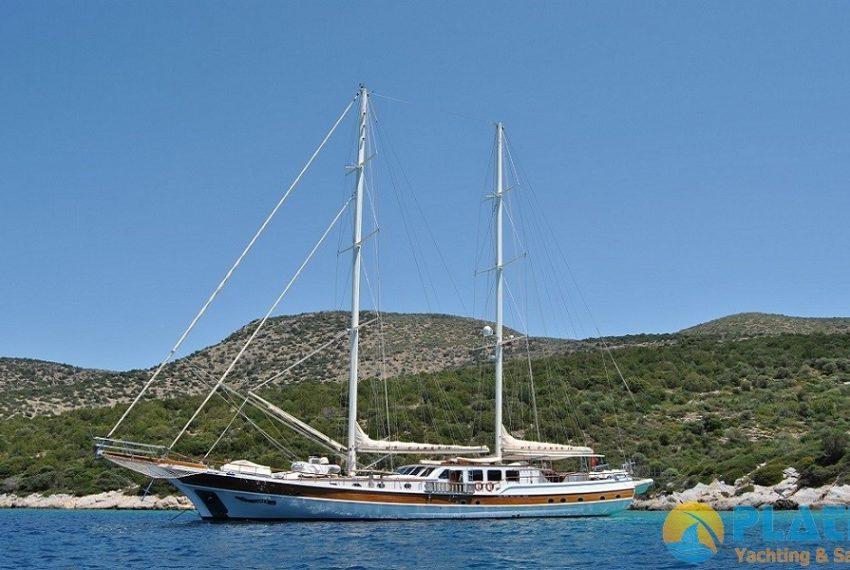 Caner 4 Gulet Yacht