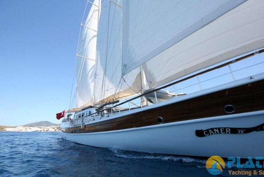 Caner 4 Gulet Yacht 19