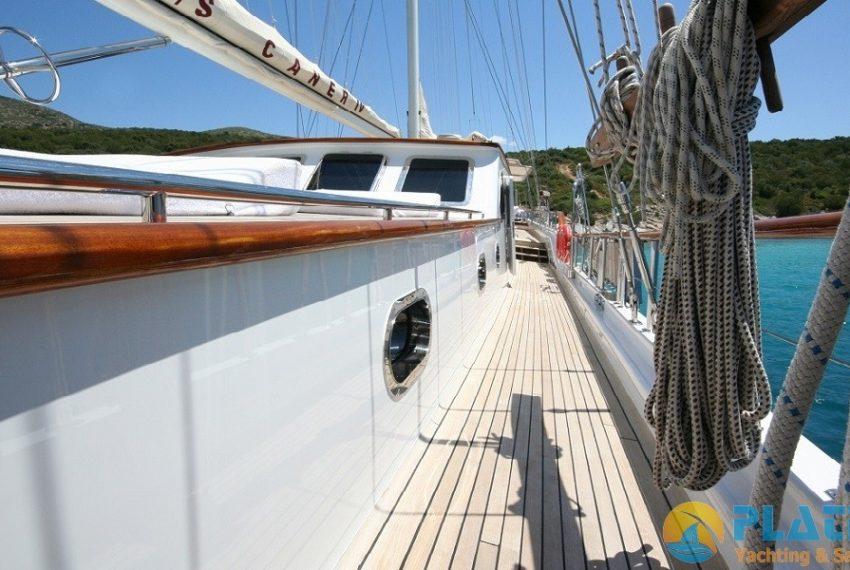 Caner 4 Gulet Yacht 22