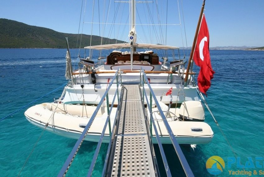 Caner 4 Gulet Yacht 23