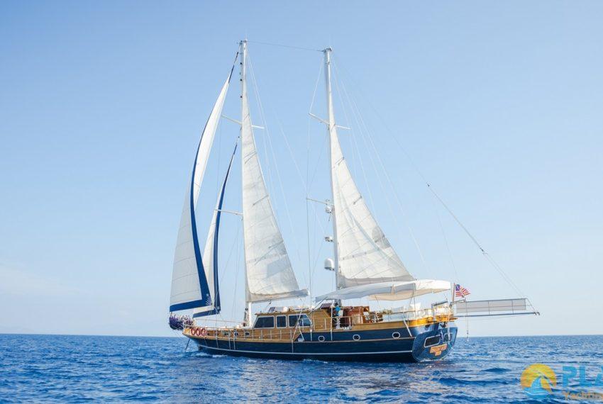 Dea Del Mare Gulet Yacht 01