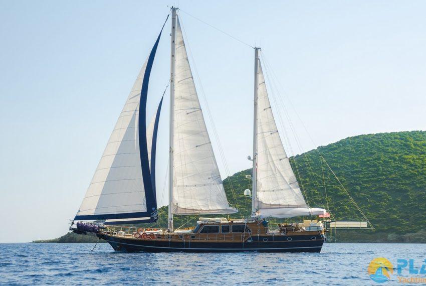 Dea Del Mare Gulet Yacht 02