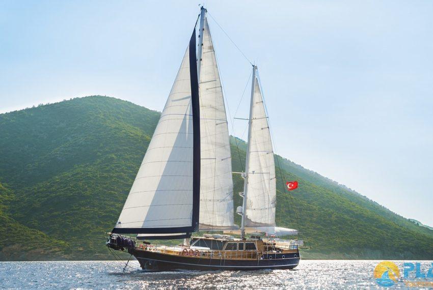 Dea Del Mare Gulet Yacht 03