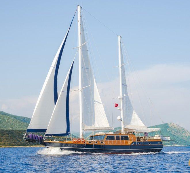 Dea Del Mare Gulet Yacht