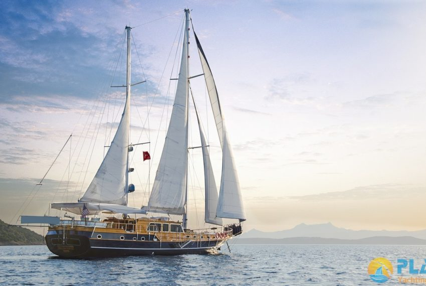 Dea Del Mare Gulet Yacht 06
