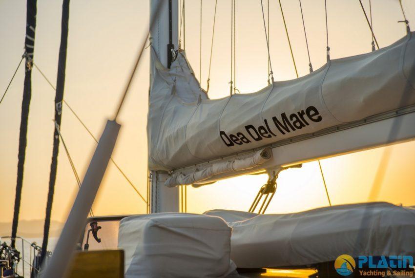 Dea Del Mare Gulet Yacht 08