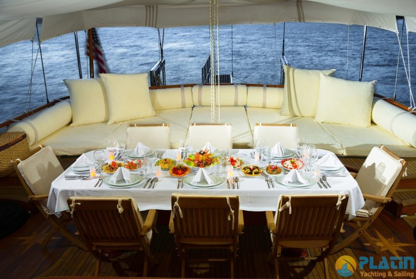 Dea Del Mare Gulet Yacht 10