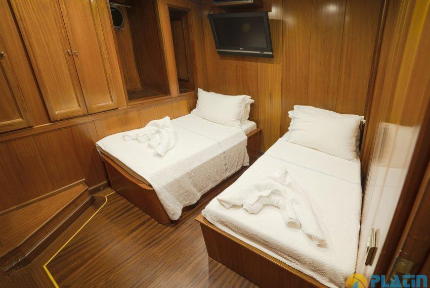 Dea Del Mare Gulet Yacht 12