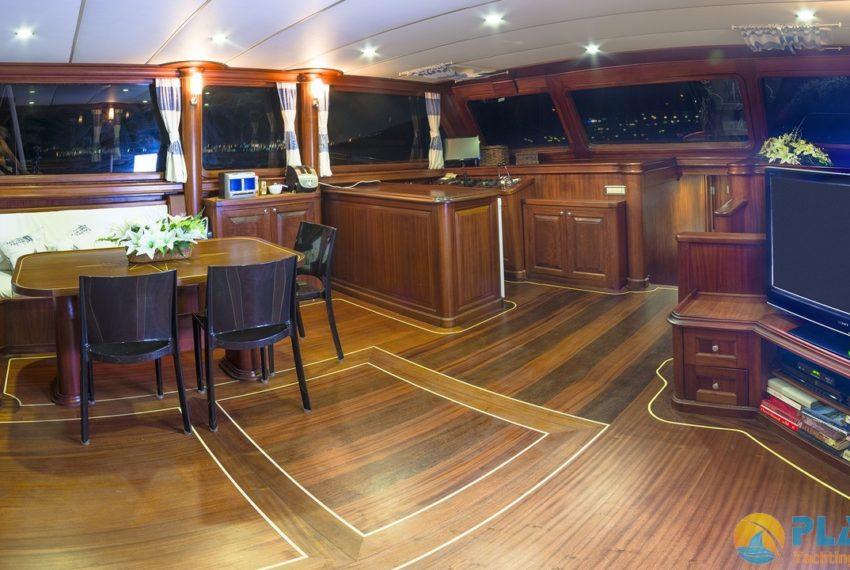 Dea Del Mare Gulet Yacht 18