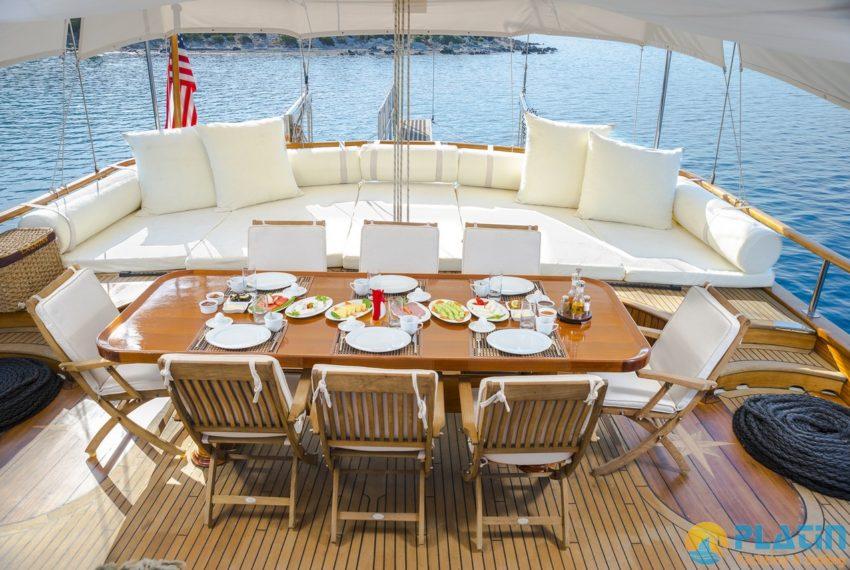 Dea Del Mare Gulet Yacht 19
