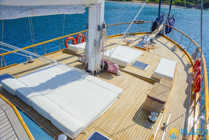 Dea Del Mare Gulet Yacht 22