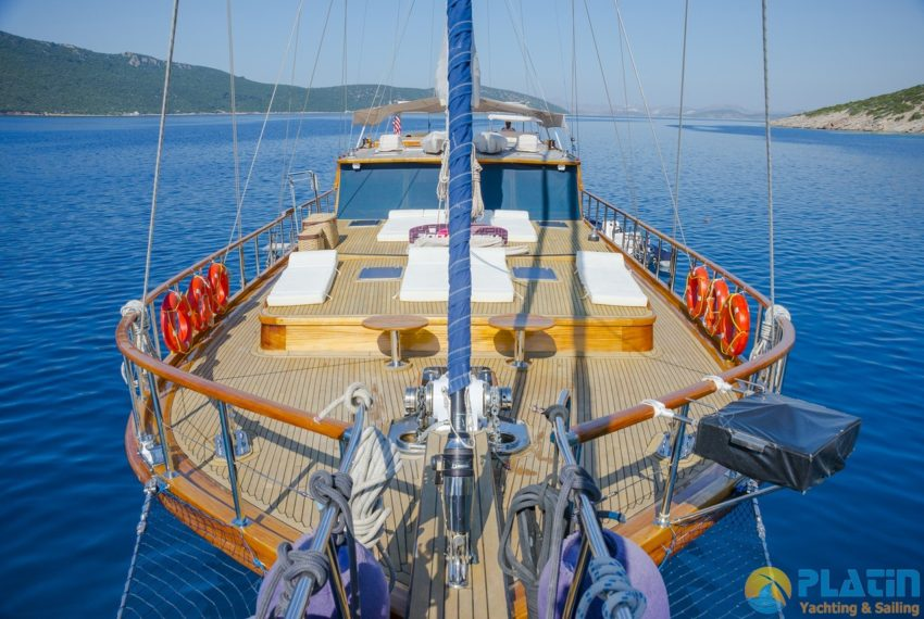 Dea Del Mare Gulet Yacht 23