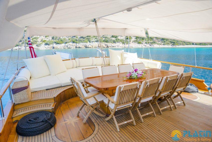 Dea Del Mare Gulet Yacht 24