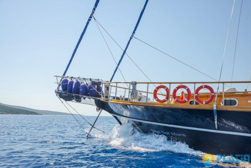 Dea Del Mare Gulet Yacht 25