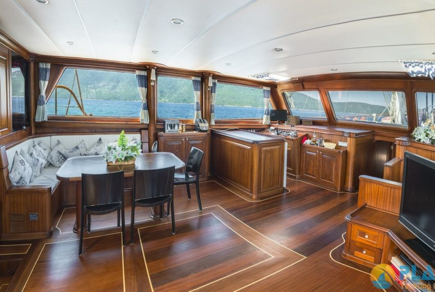 Dea Del Mare Gulet Yacht 26