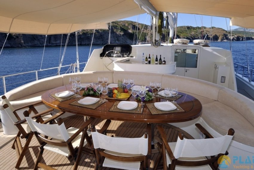 Dolce Mare Gulet Yacht 08
