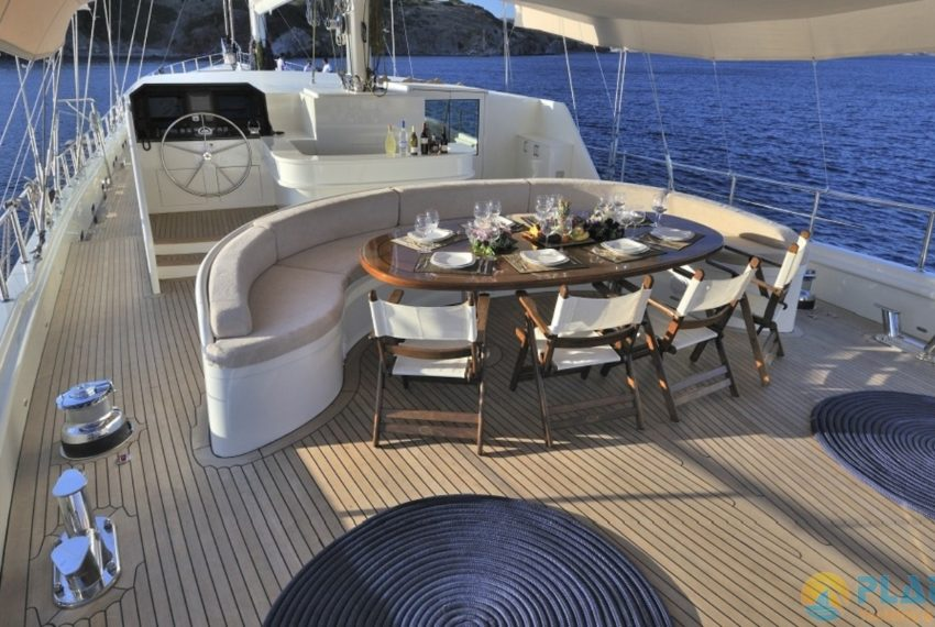 Dolce Mare Gulet Yacht 09