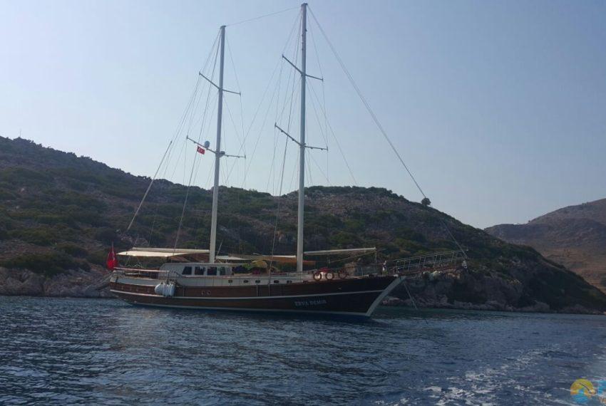 Erva Demir Yacht Gulet 02