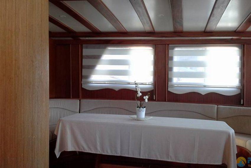 Erva Demir Yacht Gulet 04