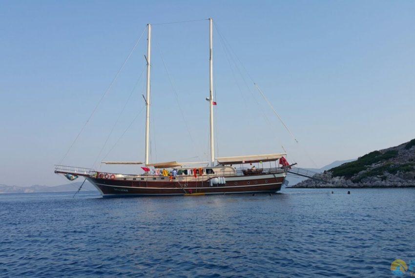 Erva Demir Yacht Gulet 06