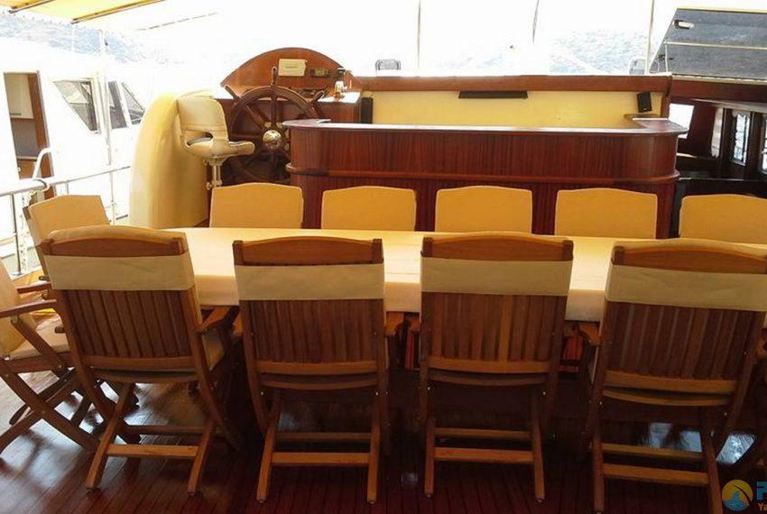 Erva Demir Yacht Gulet 07
