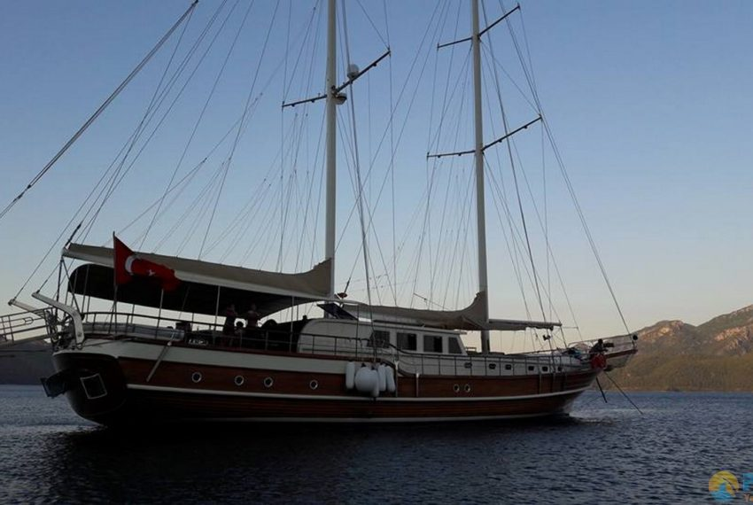 Erva Demir Yacht Gulet 21