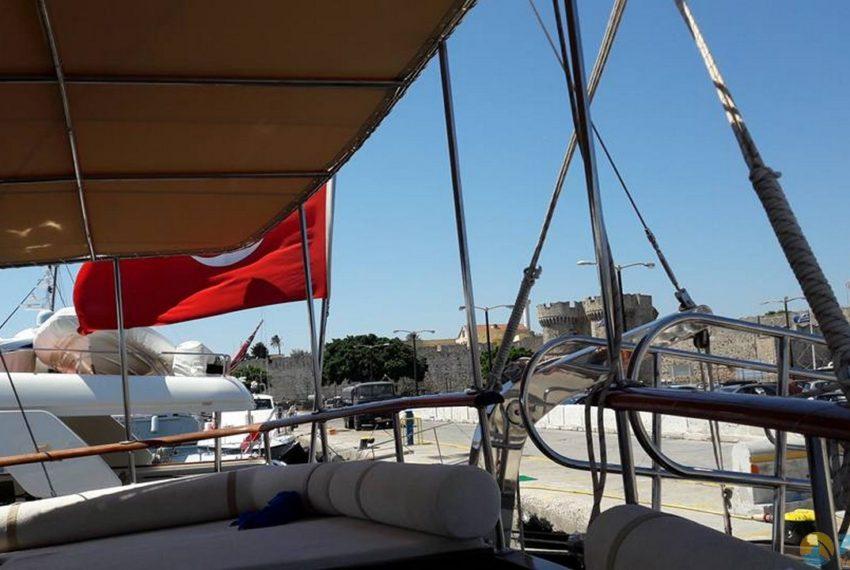 Erva Demir Yacht Gulet 23