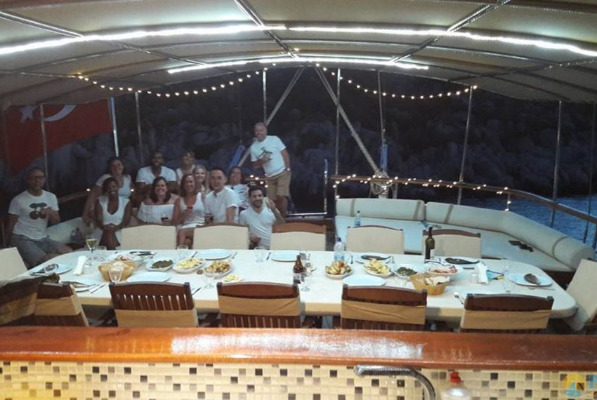 Erva Demir Yacht Gulet 28
