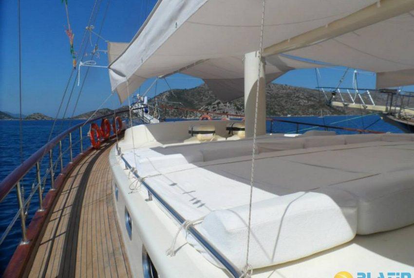 Gazi Kaptan Gulet Yacht 02