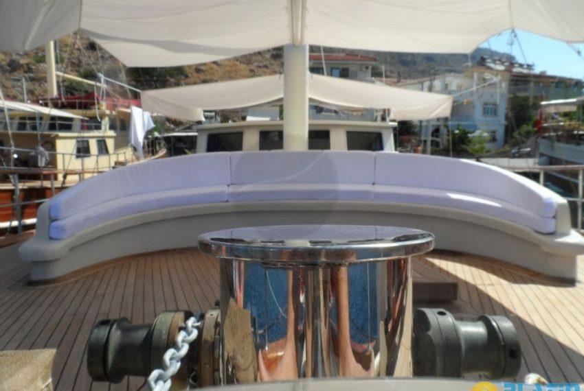 Gazi Kaptan Gulet Yacht 03