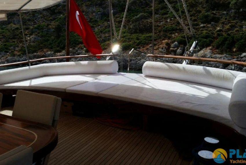 Gazi Kaptan Gulet Yacht 04