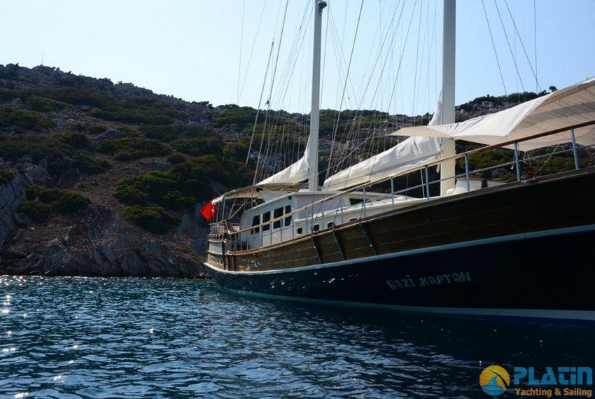 Gazi Kaptan Gulet Yacht 06