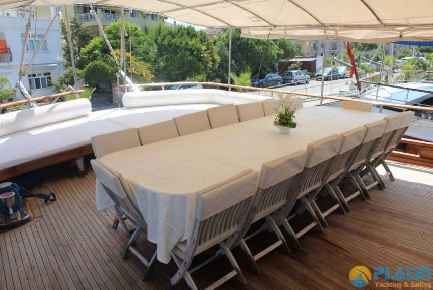 Gazi Kaptan Gulet Yacht 07