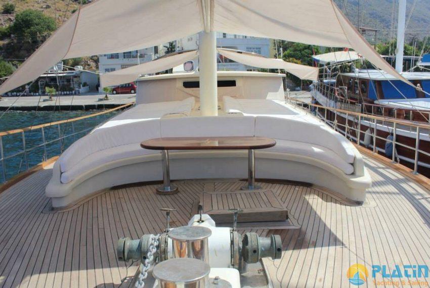 Gazi Kaptan Gulet Yacht 08