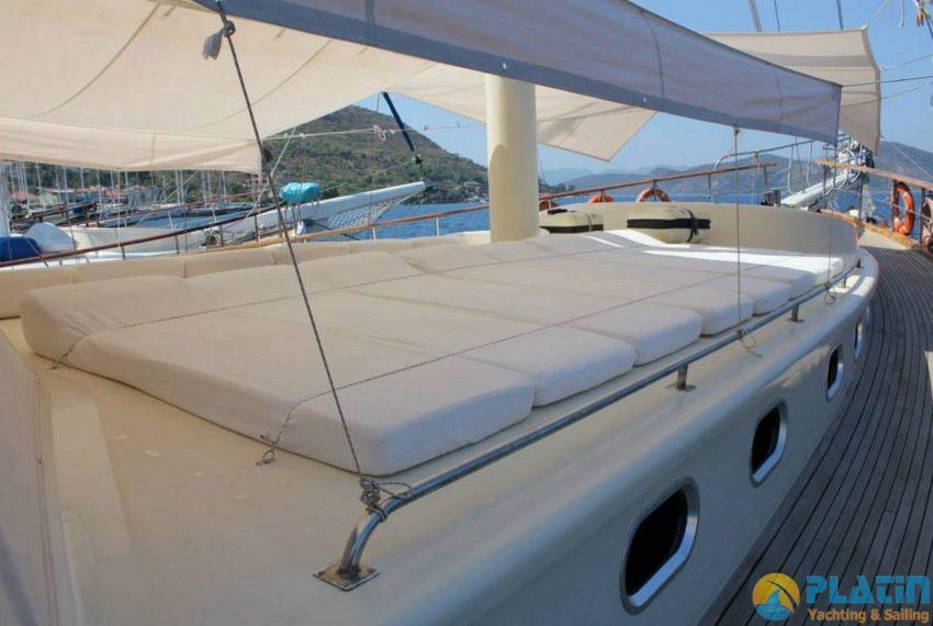 Gazi Kaptan Gulet Yacht 10